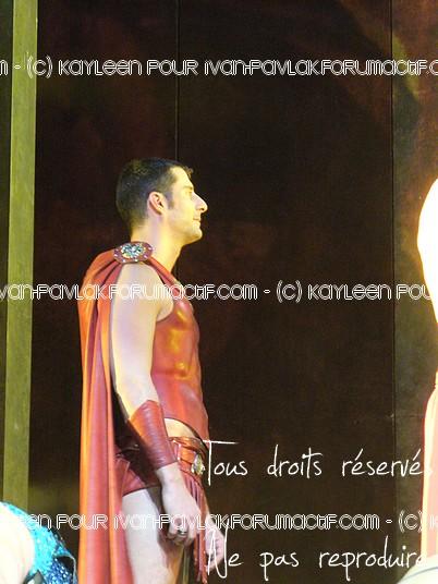 Cléopâtre : Ivan en Brutus P1090610