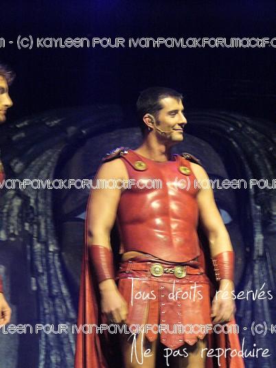 Cléopâtre : Ivan en Brutus P1090710