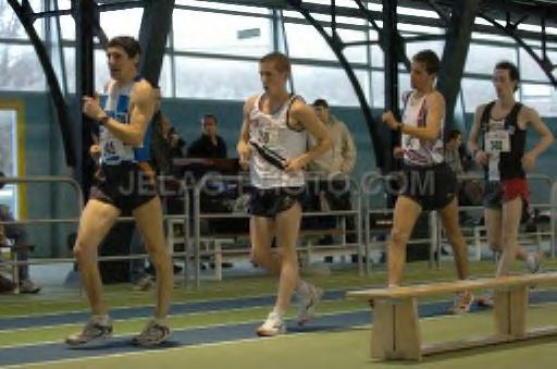 20/02/2011: championnat indoor NL Mondev12