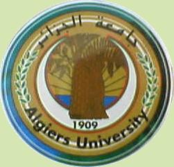 مواقع الجامعات الجزائرية ( روابط وطنية ) Alger11