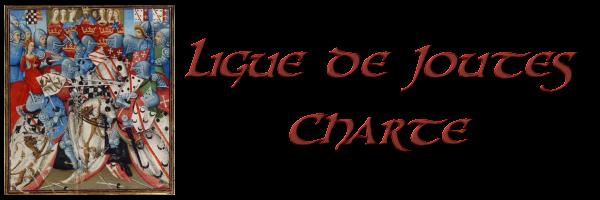 Charte de la Ligue des Joutes Ligue-12