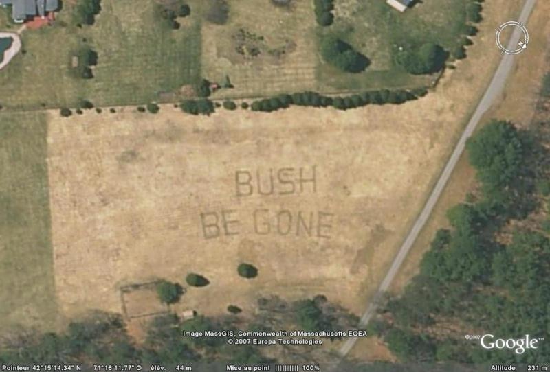 Pubs géantes Pro Bush - Etats-Unis Bush_b10