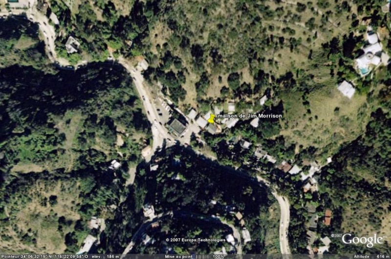 Maisons de Jim Morrison Maison10