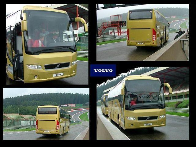 Busworld de l'année 2008 Volvo_10