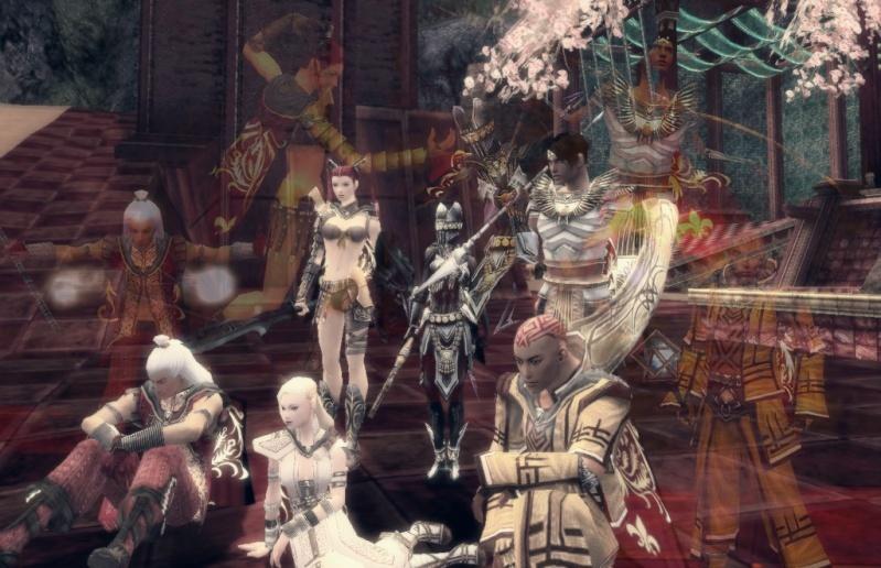GW: Culte du Dragon Rouge