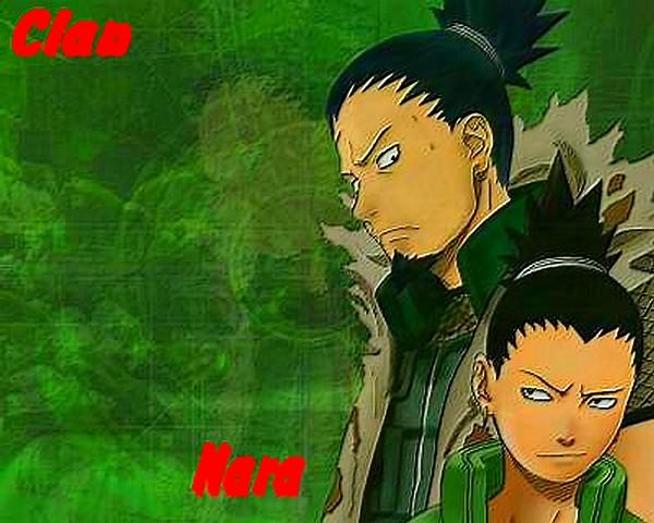 Le Clan Nara