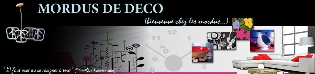 Visitez notre boutique design à petit prix : www.mordusdedeco.zlio.com