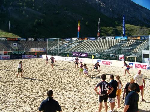 Tignes beach Rugby 2007 100_1011