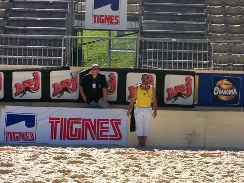Tignes beach Rugby 2007 100_1111