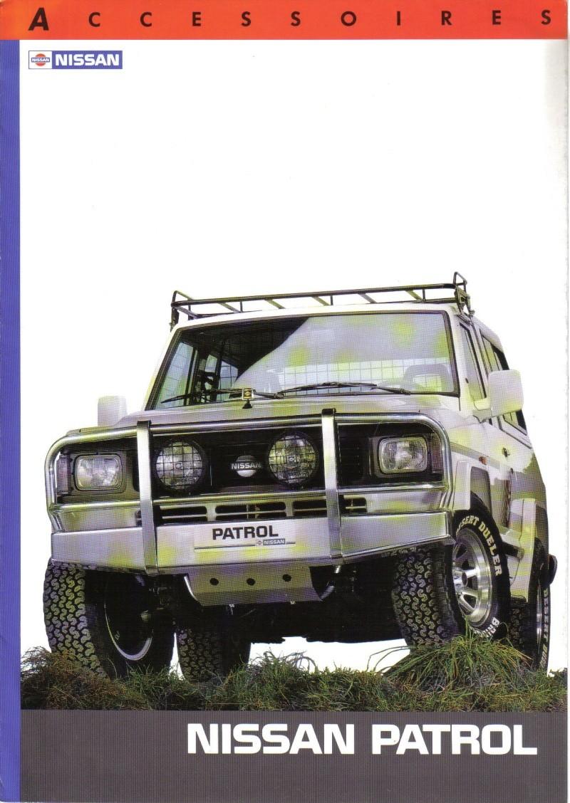 Topic officiel  NISSAN PATROL 2,8L Turbo Diesel Access10