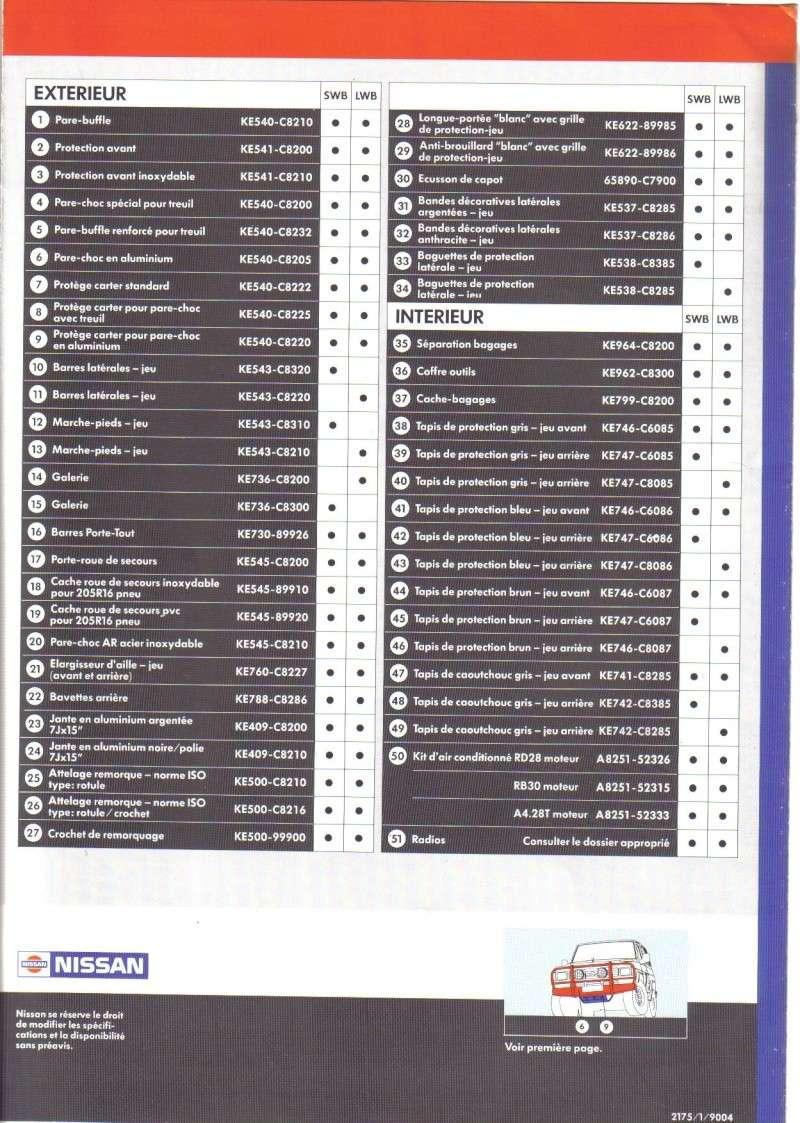 Topic officiel  NISSAN PATROL 2,8L Turbo Diesel Access15