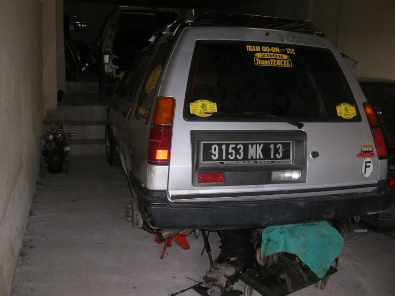MONSTER TERCEL GARAGE Monste38