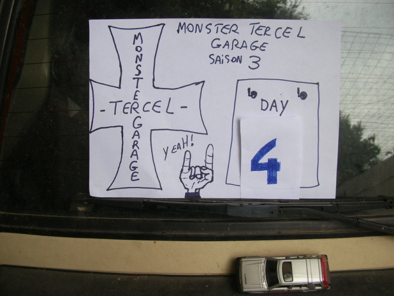 MONSTER TERCEL GARAGE Monste55