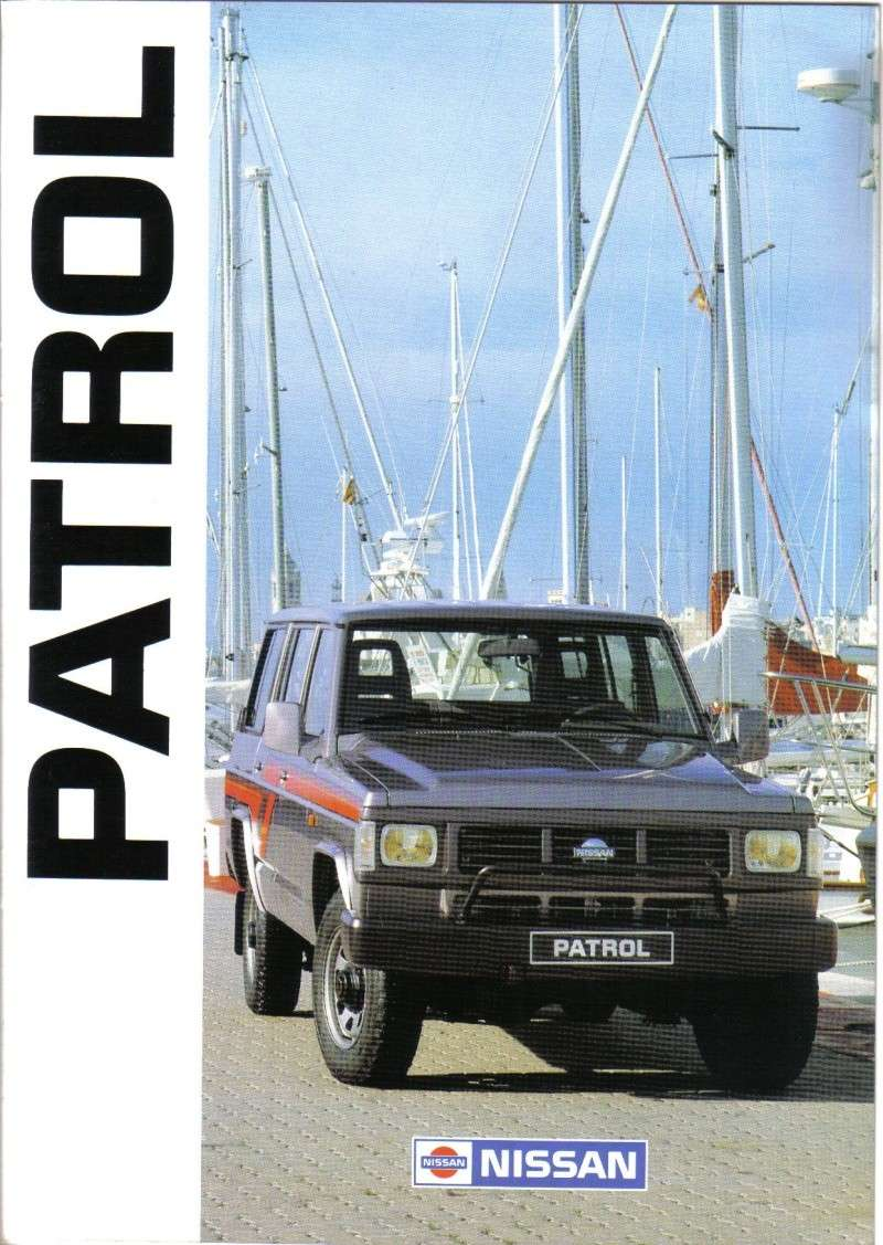Topic officiel  NISSAN PATROL 2,8L Turbo Diesel Patrol10