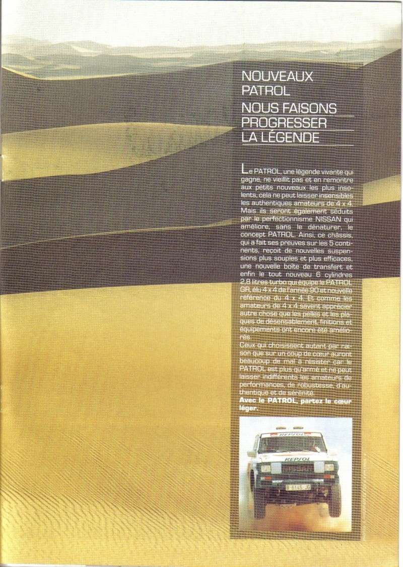 Topic officiel  NISSAN PATROL 2,8L Turbo Diesel Patrol11