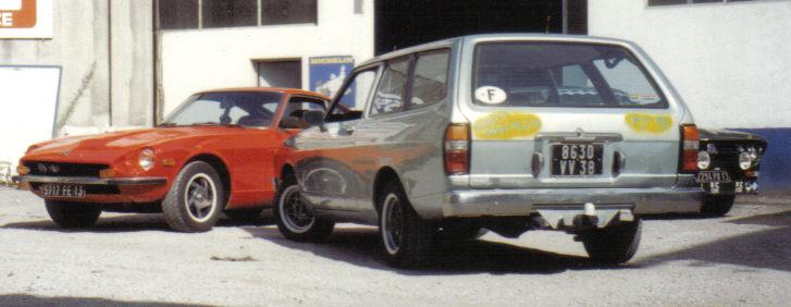 TOPIC OFFICIEL DATSUN 140 Y coupé SUNNY  120Y  TYPE B310 Sunny_12