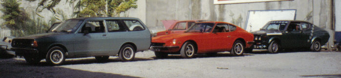 TOPIC OFFICIEL DATSUN 140 Y coupé SUNNY  120Y  TYPE B310 Sunny_13