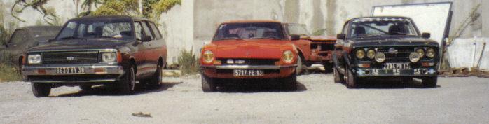 TOPIC OFFICIEL DATSUN 140 Y coupé SUNNY  120Y  TYPE B310 Sunny_14