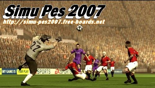 Simulation PES 2007