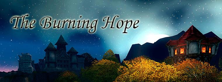 The Burning Hope