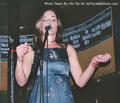 Abi Tucker (Jodie Cooper) Show_b10