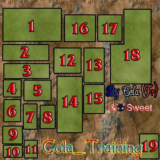 Training map Cola_t11