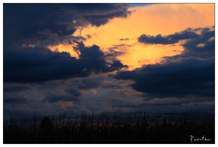 Ciel nuageux Pma24610