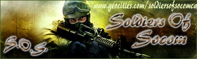 Soldiers of Socom - Combined Assult