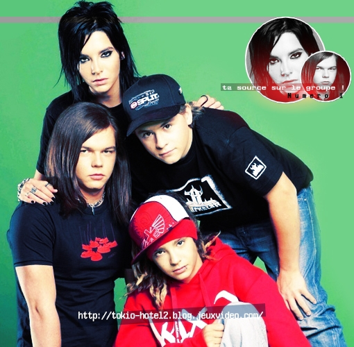 [Créations]Mes montages Tokio Hotel. - Page 12 Banbog10