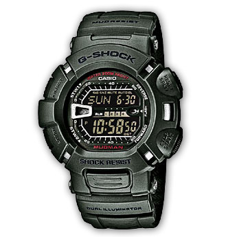 Où trouver des Casios G-Shock? G-900010
