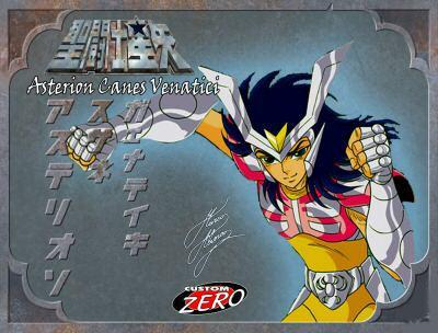 Les customs Zero Asteri10