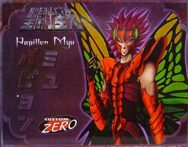 Les customs Zero Myucz10