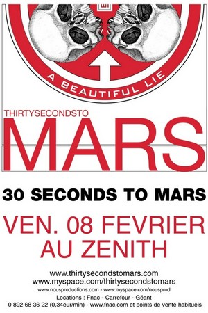 30 Seconds to Mars... Affich10