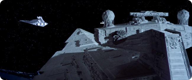 Destroyer Stellaire Classe Impériale Dsi110