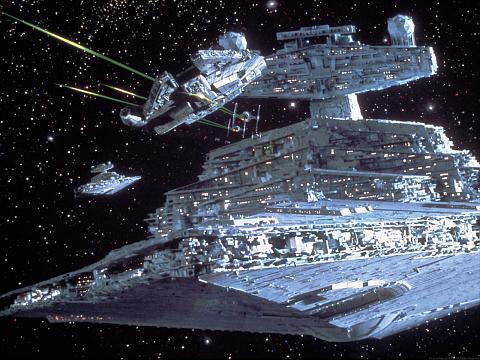 Destroyer Stellaire Classe Impériale Toc1010
