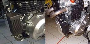 Pridavny olejovy chladic pre FMX650 Olchla10