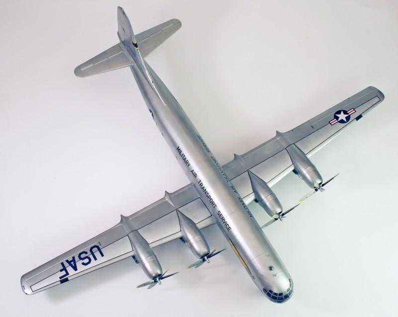 """Boeing C-97A """"Stratofreighter"""" [1:72 - Academy] Boeing14"""