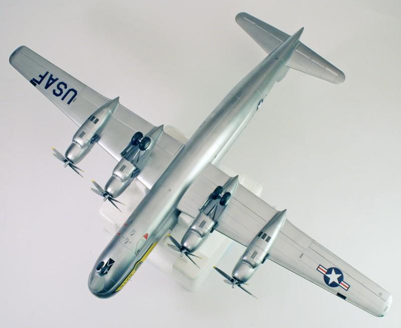"""Boeing C-97A """"Stratofreighter"""" [1:72 - Academy] Boeing15"""