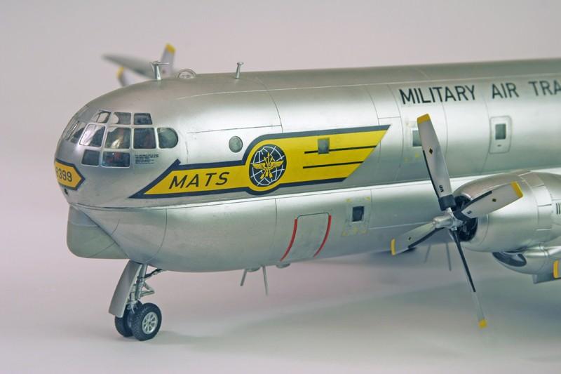 """Boeing C-97A """"Stratofreighter"""" [1:72 - Academy] Boeing16"""