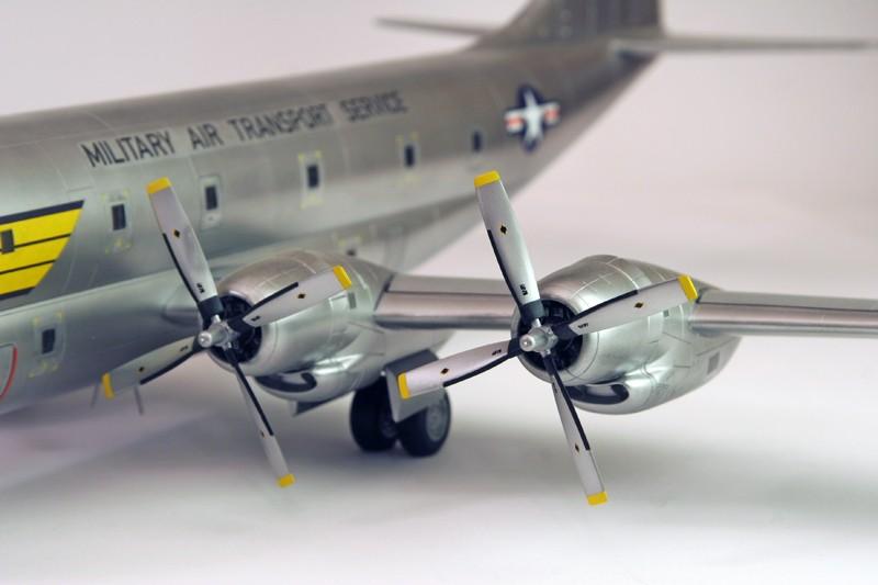 """Boeing C-97A """"Stratofreighter"""" [1:72 - Academy] Boeing17"""