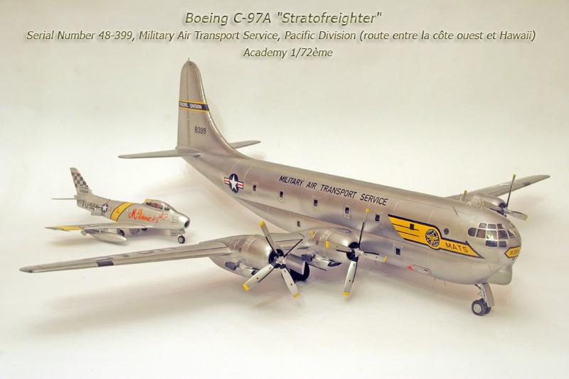 "Boeing C-97A ""Stratofreighter"" [1:72 - Academy] C97af810"