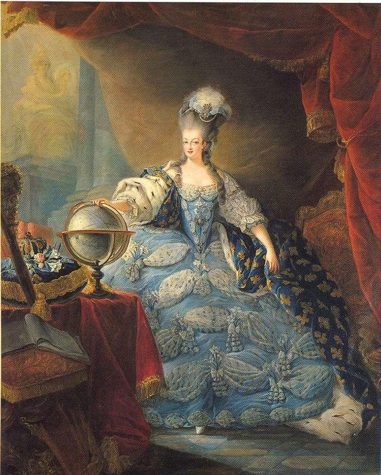 Marie-Antoinette sur france 2 Marie-12