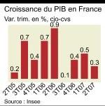 +0,3% de croissance au T2 2007 30019410