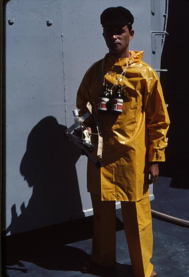 [ Les traditions dans la Marine ] LE PASSAGE DE LA LIGNE - ÉQUATEUR (Sujet unique) - Page 4 Image010