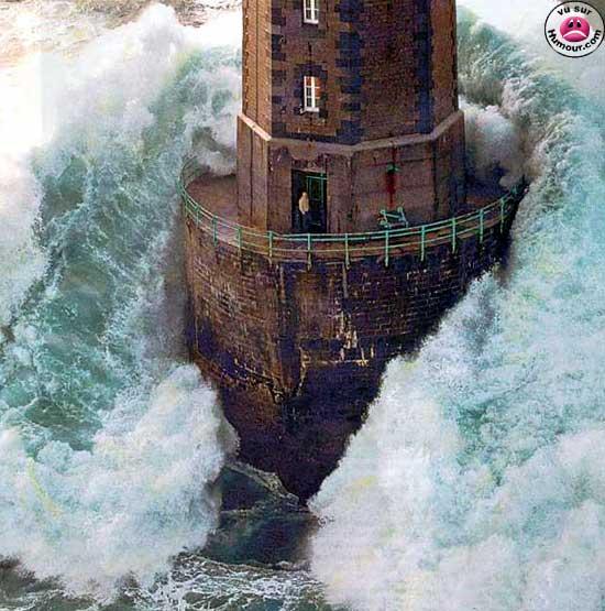 Le phare de la jument ( Ouessant ) Phare10