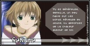 Quel personnage de Tsubasa Reservoir Chronicle êtes-vous ? Iamsak10