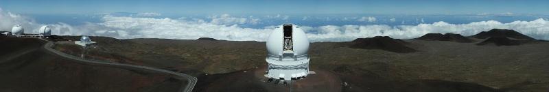 Observatoires astronomiques vus avec Google Earth - Page 11 Observ12