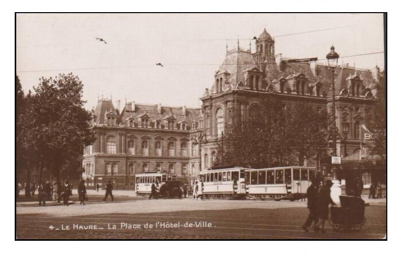Photos historiques du réseau havrais (bus, tram, funi...) - Page 2 464_0010