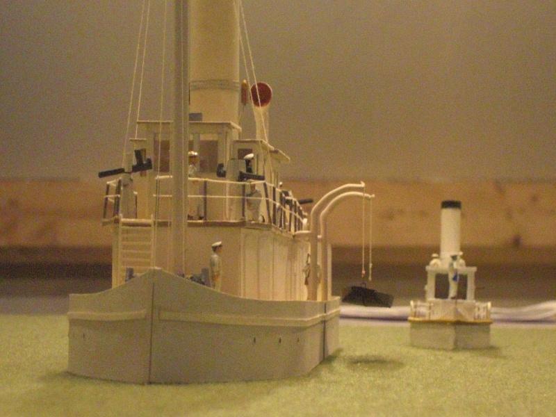 Chaloupe canonniere Takiang, annexe de la canonnière Olry Olry_e11