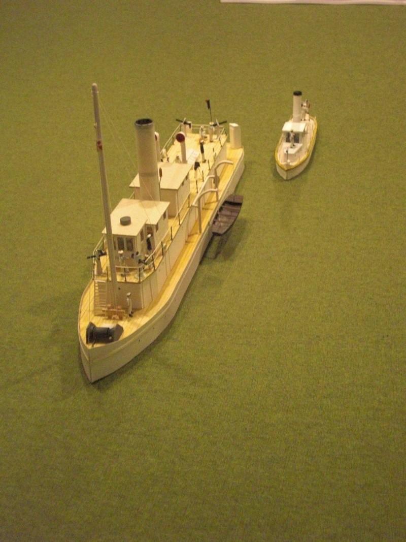 Chaloupe canonniere Takiang, annexe de la canonnière Olry Olry_e14
